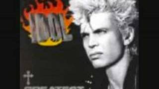 Watch Billy Idol Hot In The City video