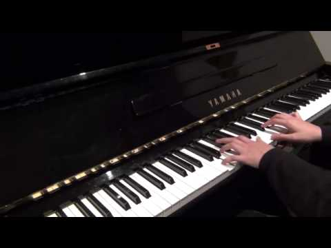 Daft Punk ft. Pharell Williams - Get Lucky (piano cover) alternative version