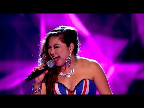 Susan Lovejoy performs 'MacArthur Park' - The Voice UK 2015: Blind Auditions 6 - BBC One