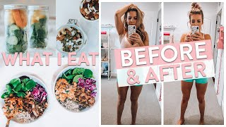 How I Lost 5 Pounds in a Week // What I Ate For Healthy Weight Loss