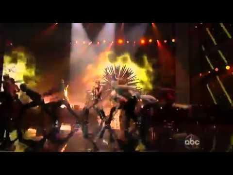 Ke$ha  Die Young  American Music Awards 2012 AMA