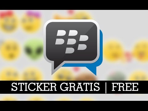 Descargar Stickers Gratis Para BBM | BlackBerry, Android, iOS, Windows Phone