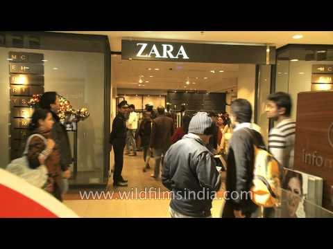 Zara store at Select citywalk, Saket