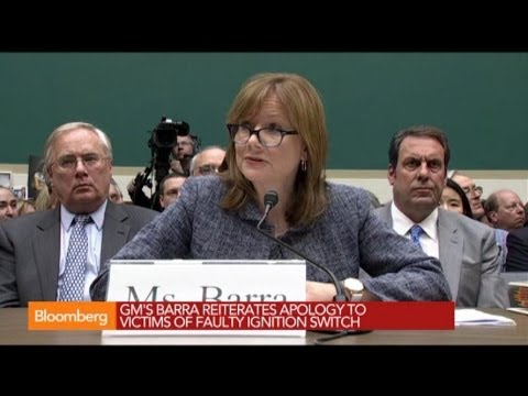 GM's Mary Barra: Customer Safety Is Our Focus