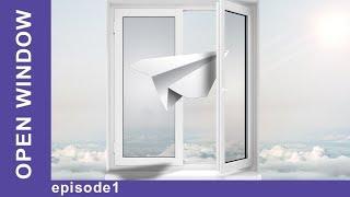 Open Window. Russian TV Series. Episode 1. StarMedia. Мelodrama. English Subtitles