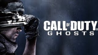 CALL OF DUT GHOSTS  LIVE FR PS4