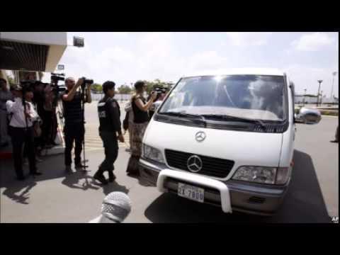 Asylum-Seekers Land in Cambodia Under Controversial Australian Deal