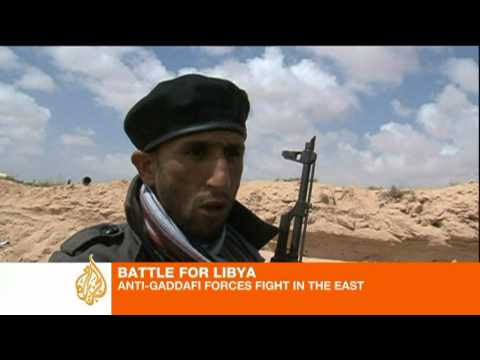 Fears of Gaddafi loyalists in rebel ranks