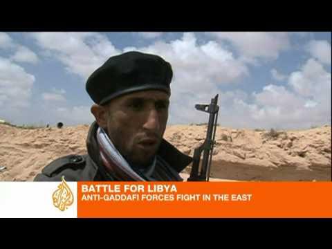 Fears of Gaddafi loyalists in rebel ranks