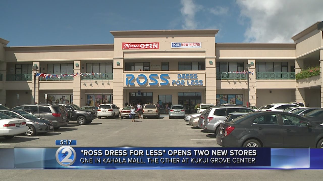An exciting career in Retail is in store for you at Ross Stores, Inc. You know that feeling of discovering a great fashion find, from a designer or brand you love and at a great price? We do, too. And we built a business around it with Ross Dress for Less® and dd's DISCOUNTS®.