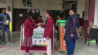 Punjabi language Bhasha Sangam @ DAV Public School Rasoolpur Behat Road,Saharanpur