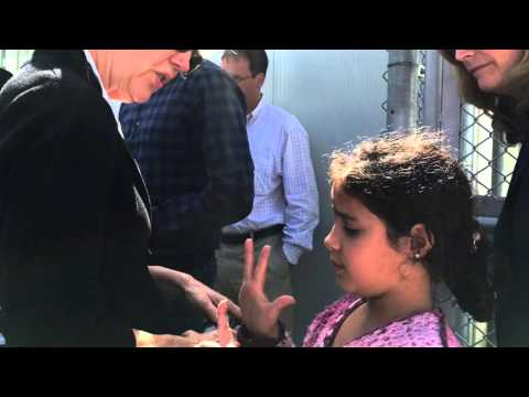 Sen. Elizabeth Warren on the Syrian Refugee Crisis