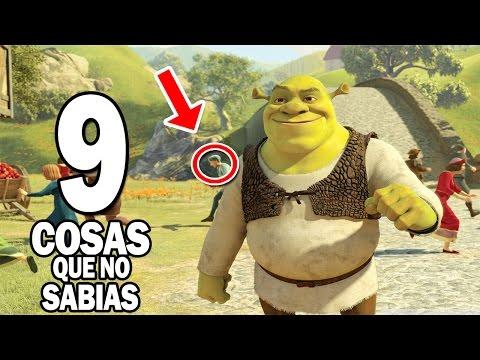 9 Curiosidades Sobre Shrek