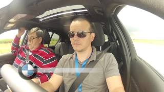 BMW Driver Training Arad 2013