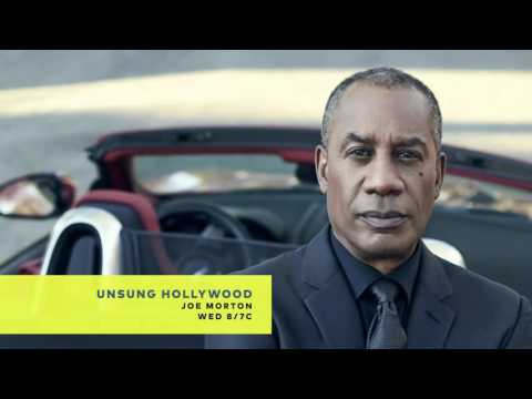 Unsung Hollywood Returns with Joe Morton!