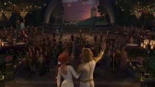 Shrek 2 - Holding Out For A Hero + Final Battle (German)