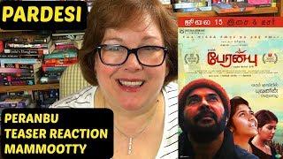 Peranbu Teaser Trailer Reaction | Mammootty
