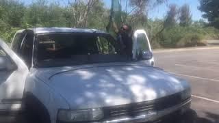 California Auto Glass Repair | Chevy Silverado Front Windshield