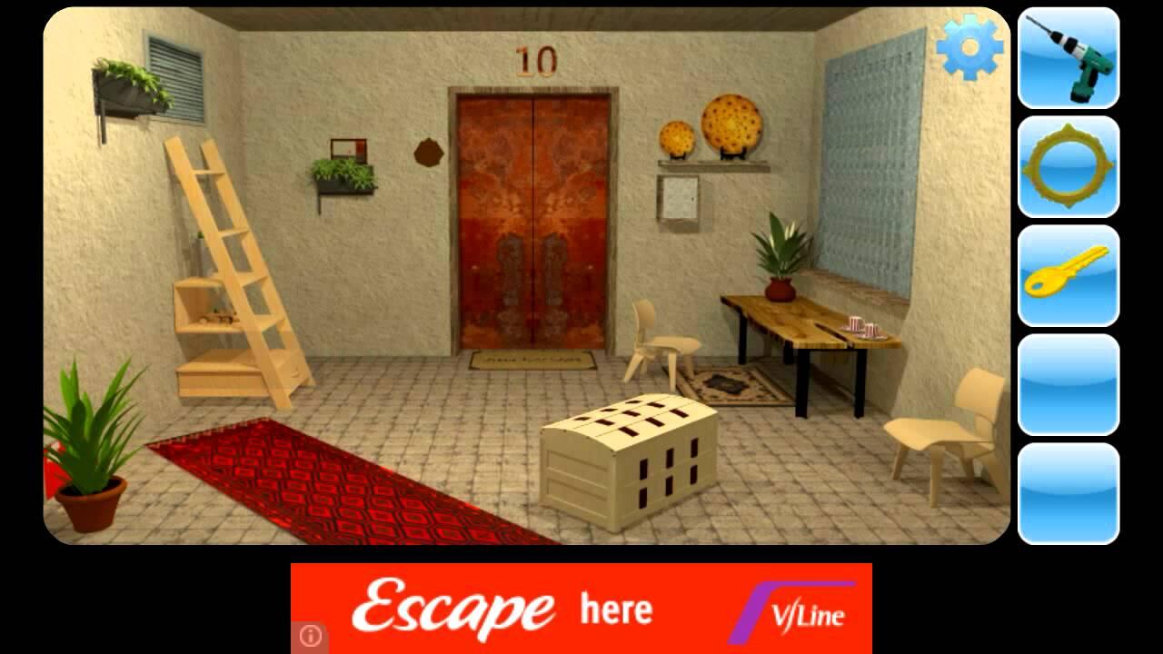 Advertisement For Escape Rooms