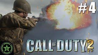 Bang Cloud - Call of Duty 2 - (Cod Week #4)   Let's Play
