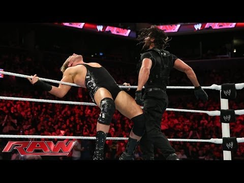 Dean Ambrose & Seth Rollins  vs. The Real Americans: Raw, March 24, 2014
