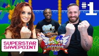 MARIA & MIKE KANELLIS bring the POWER OF LOVE to UpUpDownDown! Part 1 — Superstar Savepoint