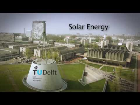 TU Delft - Solar Energy, edX course ET3034TUx, from DelftX