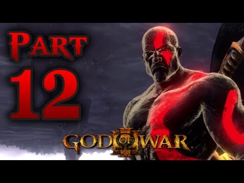 God Of War III 3 – Poseidon's Princess (Fear Kratos)