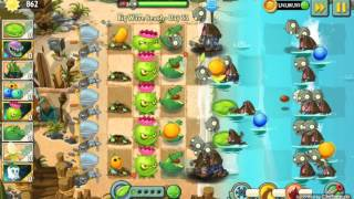 beach_fastswimmer - Unused BWB Zombie - Plants vs. Zombies 2: It