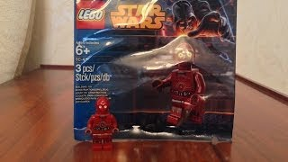 Lego Star Wars Polybag TC-4 Review