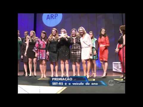 Jornal do SBT (21/11/15) SBT Rio Grande do Sul é eleito o veículo do ano no estado