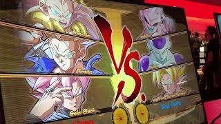 Dragonball Fighter Z Nintendo Switch E3 2018 Gameplay