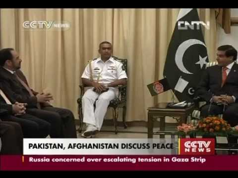 Afghanistan NA Rabbani, Pakistan ISI Discuss Peace?!! Friends Again