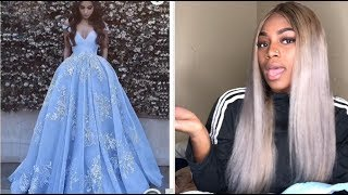 HEBEOS PROM DRESS REVIEW AND GIVEAWAY! (CLOSED)