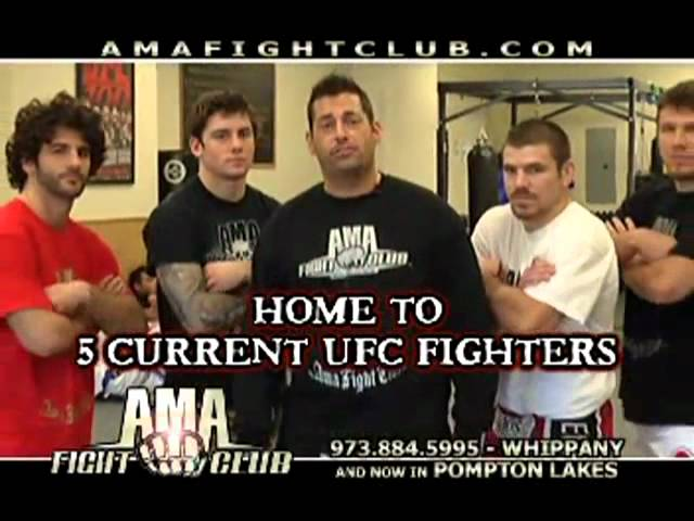 AMA fight club: MMA in New Jersey