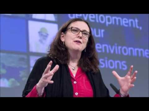 TTIP trade talks: Greenpeace leak 'shows risks of EU-US deal'