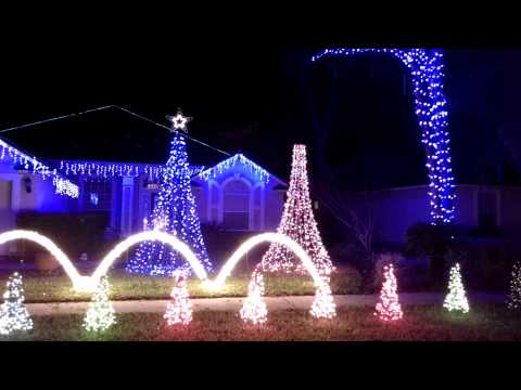 ELLISON CHRISTMAS 2013 - SANDSTORM / TONIGHT