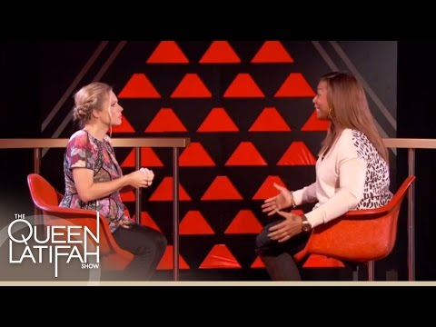 Kristen Bell Takes on $10,000 Pyramid   The Queen Latifah Show