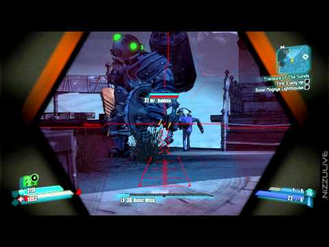 Borderlands 2 : Bioshock Easter Egg Big Daddy Little Sister video