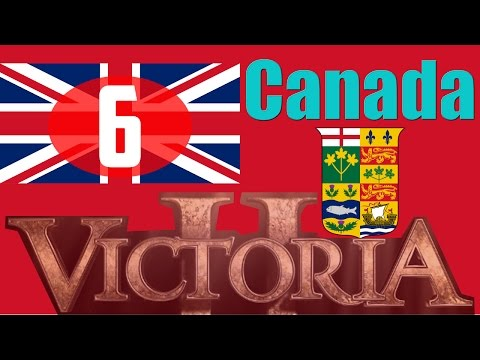 Great Power but Lazy Scientists [6] Canada Victoria II