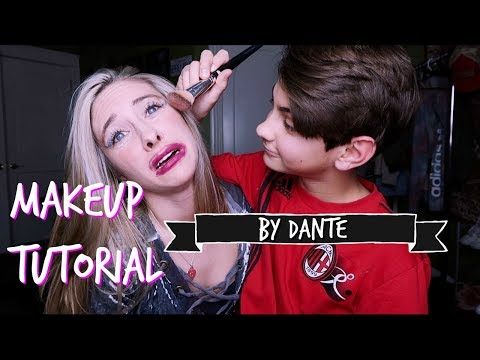 Makeup Tutorial: By Dante (a.k.a disaster)