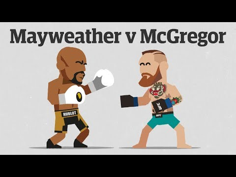 Mayweather v McGregor: the Money Fight explained