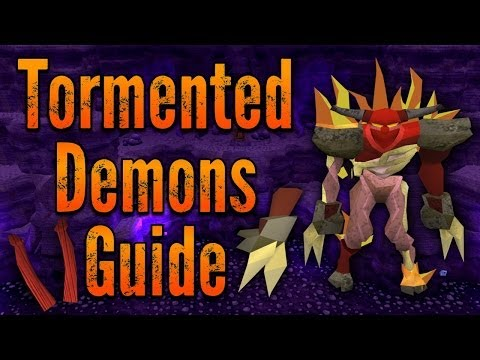 Runescape 3 – ULTIMATE Tormented Demons Guide 2014 – 3M-5M/Hour & 180k+ XP/Hour