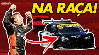Do susto ao pódio! A largada do AceleTime na temporada 2019 da Sprint Race - Especial #234