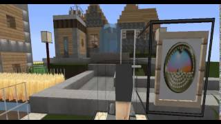 Minecraft Zaman Makinası - Minecraft Time Machine
