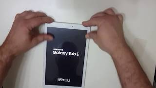 Samsung GALAXY Tab E touch screen replacement