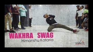 Wakhra Swag   Navv Inder feat. Badshah   Jazz Funk Dance   Himanshu Kataria