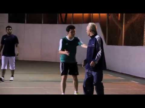 Coppel Introduce To You The Unexpected Grandfather Memo Playing Football  seanfreestyle video