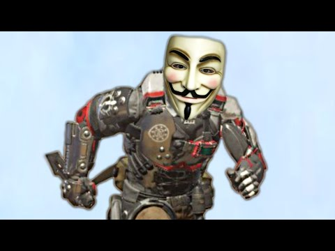 ANONYMOUS MIKE MYERS! (Black Ops 3 Minigames)