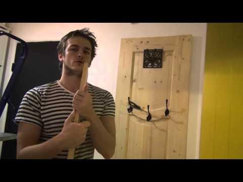 Как сделать деревянную полку : Domovenok